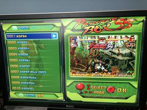 Pandora's Box 5S, 1299 games in 1 Home Arcade Console for Sale in Aurora, IL