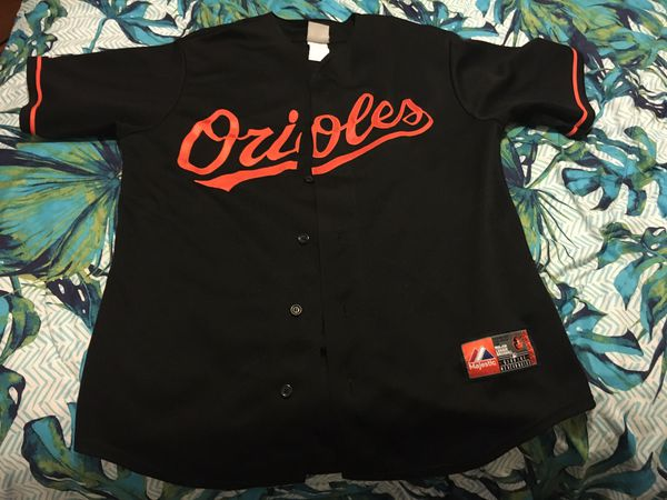 Authentic Orioles Jersey Tee