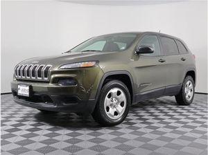 2014 Jeep Cherokee for Sale in Burien, WA