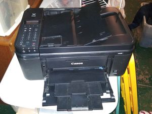 Canon Pixma printer/copier/scanner with internet for Sale in Duluth, MN