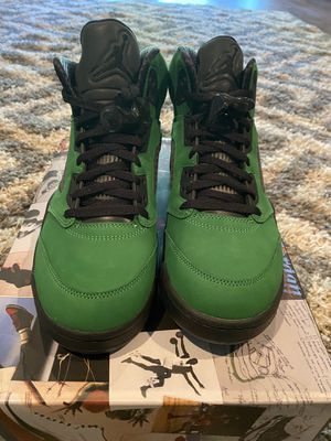 "Jordan 5 ""Oregon SE"" size 10.5 for Sale in Cerritos, CA"