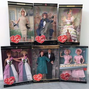I Love Lucy, Lucille Ball Collectable Barbie dolls from Mattel. Doll lot for Sale in La Mirada, CA