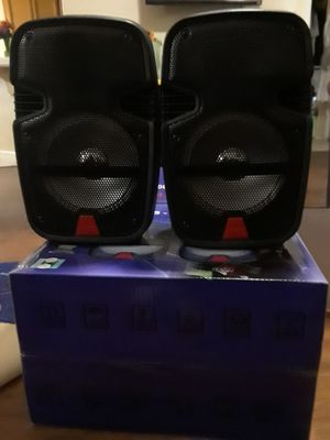 Two Speakers for Sale in Sanger, CA