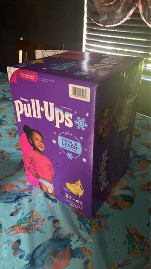 Huggies Pull Ups 84ct for Sale in National City, CA