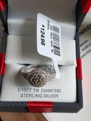 Diamond ring size 7 for Sale in Philadelphia, PA