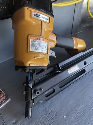 Frame nail gun for Sale in Fitchburg, MA