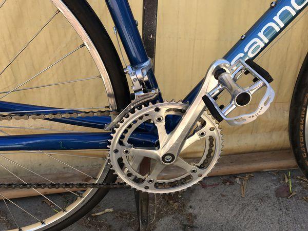 Cannondale R500, 57 CM, 14 Speed, 700C Wheels, Road Bike, Excellent Condition
