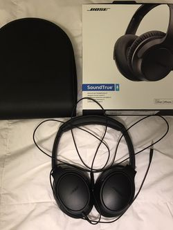 Bose Sound True Around Ear Headphones for Sale in Portland,  OR