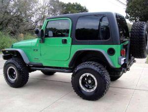 Price$1200 Jeep Wrangler 2004 for Sale in San Francisco, CA