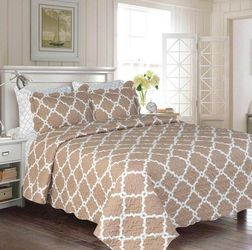 King 6 PC Bedspread Set for Sale in Mesquite,  TX