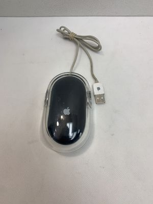 Apple Pro Mouse M5769 USB Optical Macintosh Apple Black/Clear Genuine Original for Sale in Pelham, NH