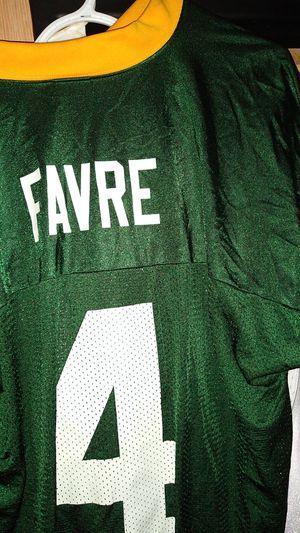 Brett favre away jersey for Sale in El Monte, CA