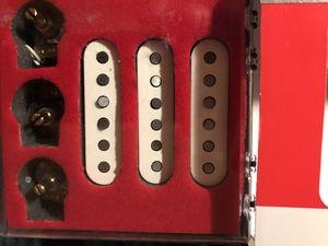 American fender pickups, fender tuning keys , for Sale in Avondale, AZ