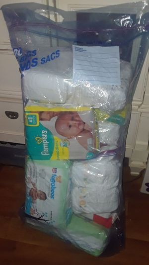 DIAPERS DIAPERS DIAPERS for Sale in N BELLE VRN, PA