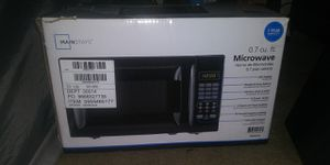 Mainstay Microwave for Sale in Benicia, CA