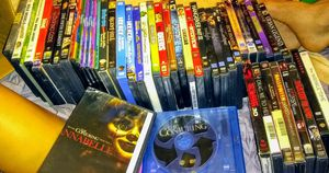 Blue Ray and DVDS for Sale in Milton, FL