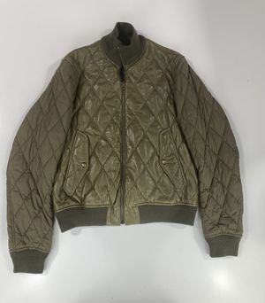 Burberry Quilted Leather Jacket for Sale in Rancho Cucamonga, CA