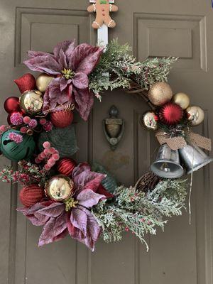 Handmade Christmas wreaths for Sale in Brandon, FL