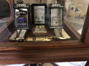 Set of 7 Camel Joe lighters for Sale in Fresno, CA