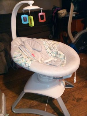 Musical baby swing for Sale in Tampa, FL