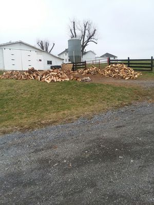 Firewood for Sale in Churchville, VA
