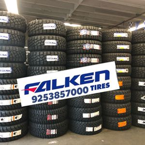 35-12-50-20 Many Tires Size All Terrain Off Road On Sale Lowest Price for Sale in Lafayette, CA