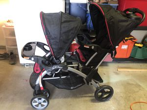 Baby Trend Sit N Stand Double Stroller for Sale in Bessemer, AL