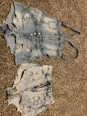 Denim Shorts for Sale in Midland, TX