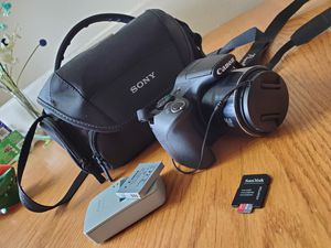 Canon powershot sx530 hs for Sale in Eagle Mountain, UT
