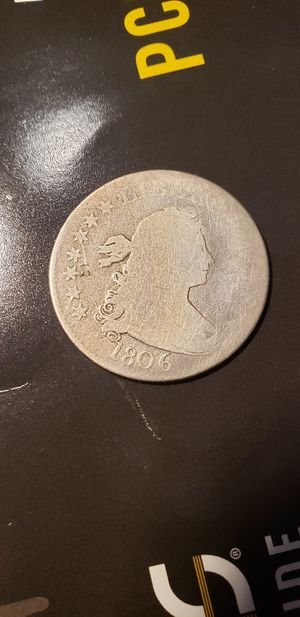 Rare 1806 Draped Bust Quarter for Sale in Streetsboro, OH
