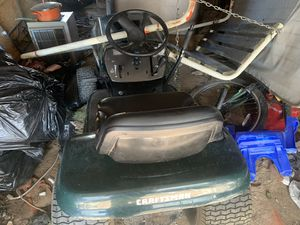 Riding lawn mower for Sale in Swansea, IL