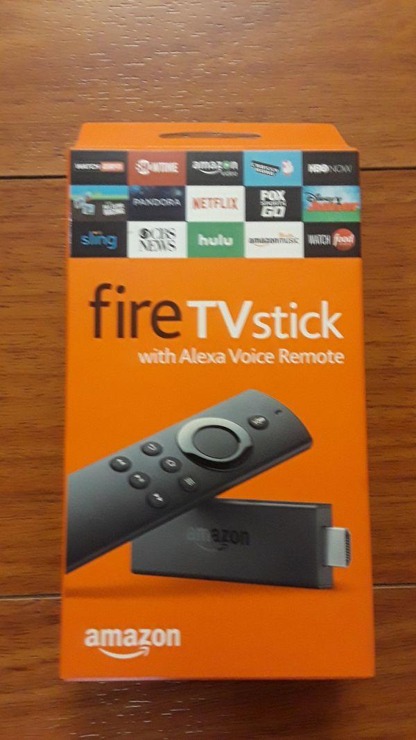 Anazon fire tv stick