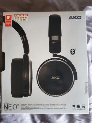 AKG wirless headphones for Sale in Santa Maria, CA