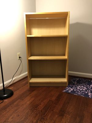 Free Wooden Bookshelf for Sale in Woodbridge, VA