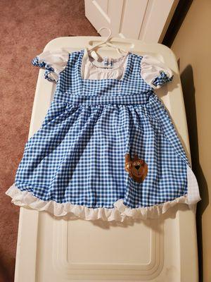 Toddler girls Dorothy Costume for Sale in Cumming, GA
