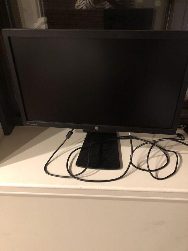 HP EliteDisplay E23i monitor