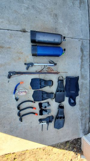 Scuba dive gear for Sale in San Diego, CA