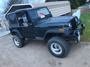 Jeep wrangler 88 for Sale in Madera, CA