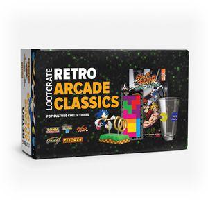 Lootcrate Retro Arcade Classics for Sale in Mesa, AZ