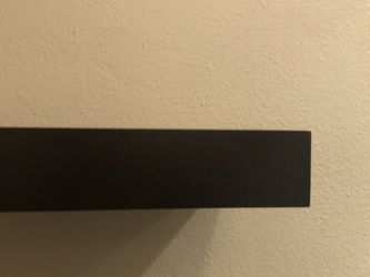Three Dark Brown Floating Shelves (brackets included) for Sale in Seattle,  WA