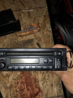 Nb Miata Whole Radio Unit for Sale in Edgewood,  WA