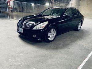 Infinity G25 sedan CLEAN TITTLE WE FINANCE for Sale in Portland, OR