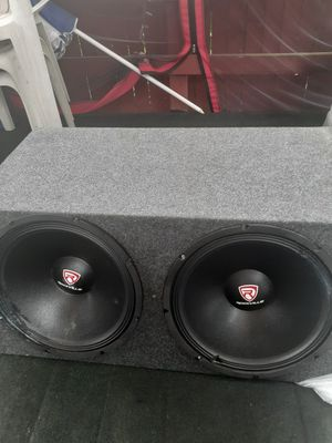 "15"" subwoofer box for Sale in Washington, DC"