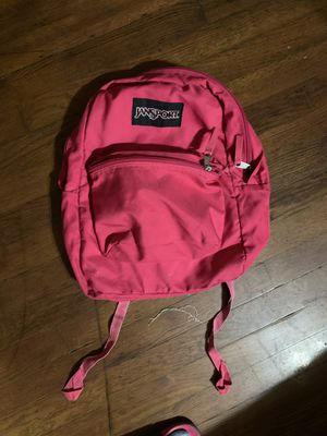 Jansport backpack all zippers work for Sale in Houston, TX