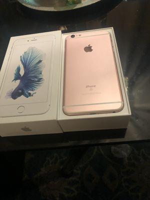 Good iPhone 6s Plus unlocked 64g for Sale in Bailey's Crossroads, VA
