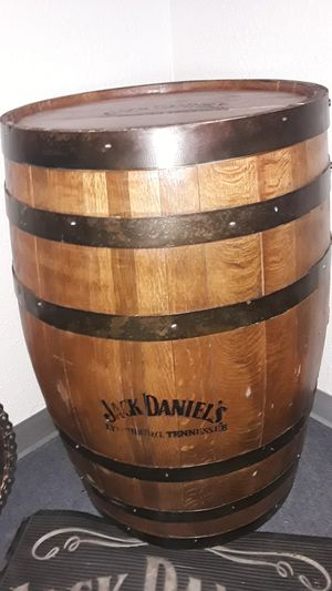Jack Daniel's oak barrel for Sale in Modesto, CA