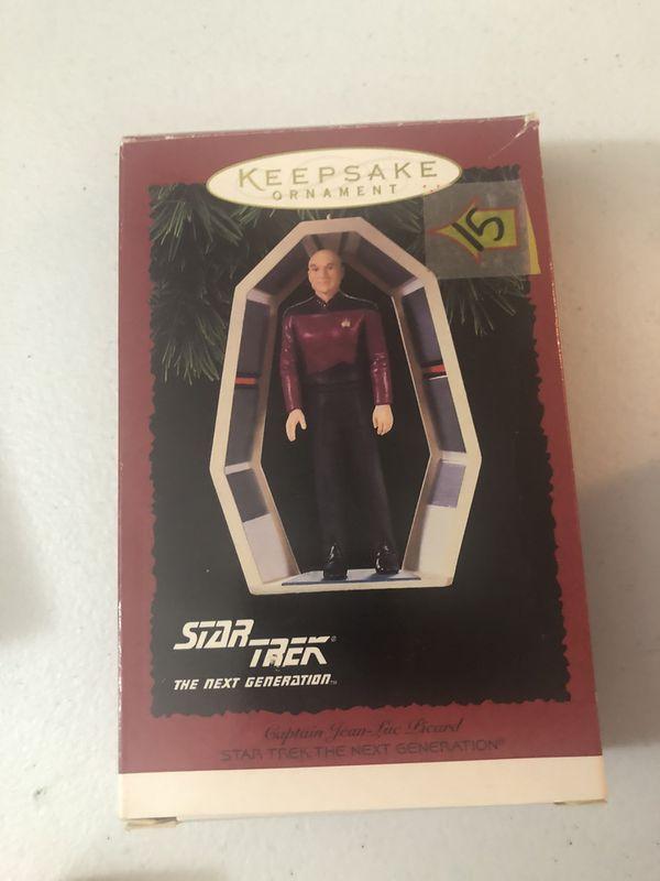 Hallmark Star Trek ornaments