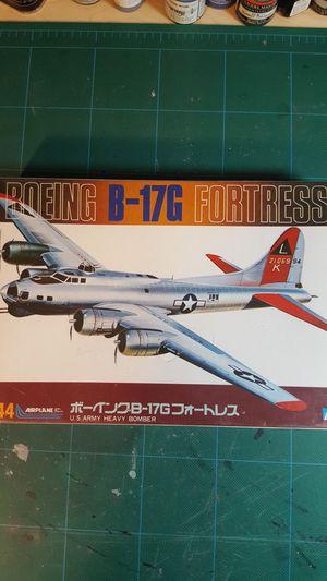 Vintage Crown Boeing B-17G model kit for Sale, used for sale  El Paso, TX