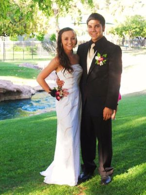 Prom/ wedding/ dance/ formal/ pageant dress for Sale in Tempe, AZ