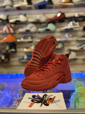 "Air Jordan 12 Retro GS ""Gym Red"" for Sale in Bay Point, CA"